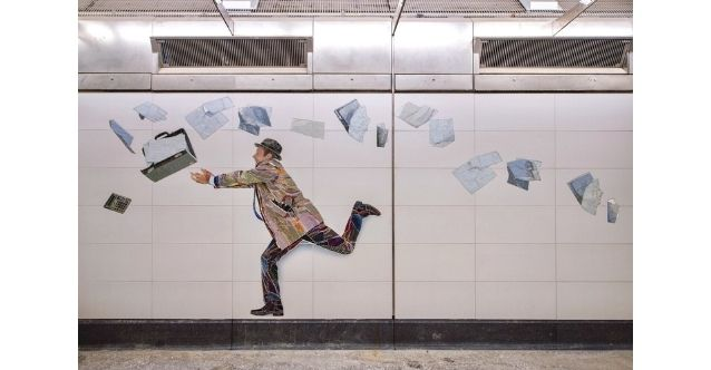 Metro stations of art