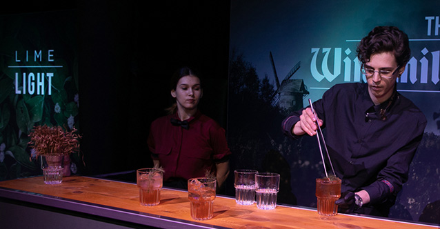 Manol Lazarov is the new Bulgarian World Class Bartender 2019